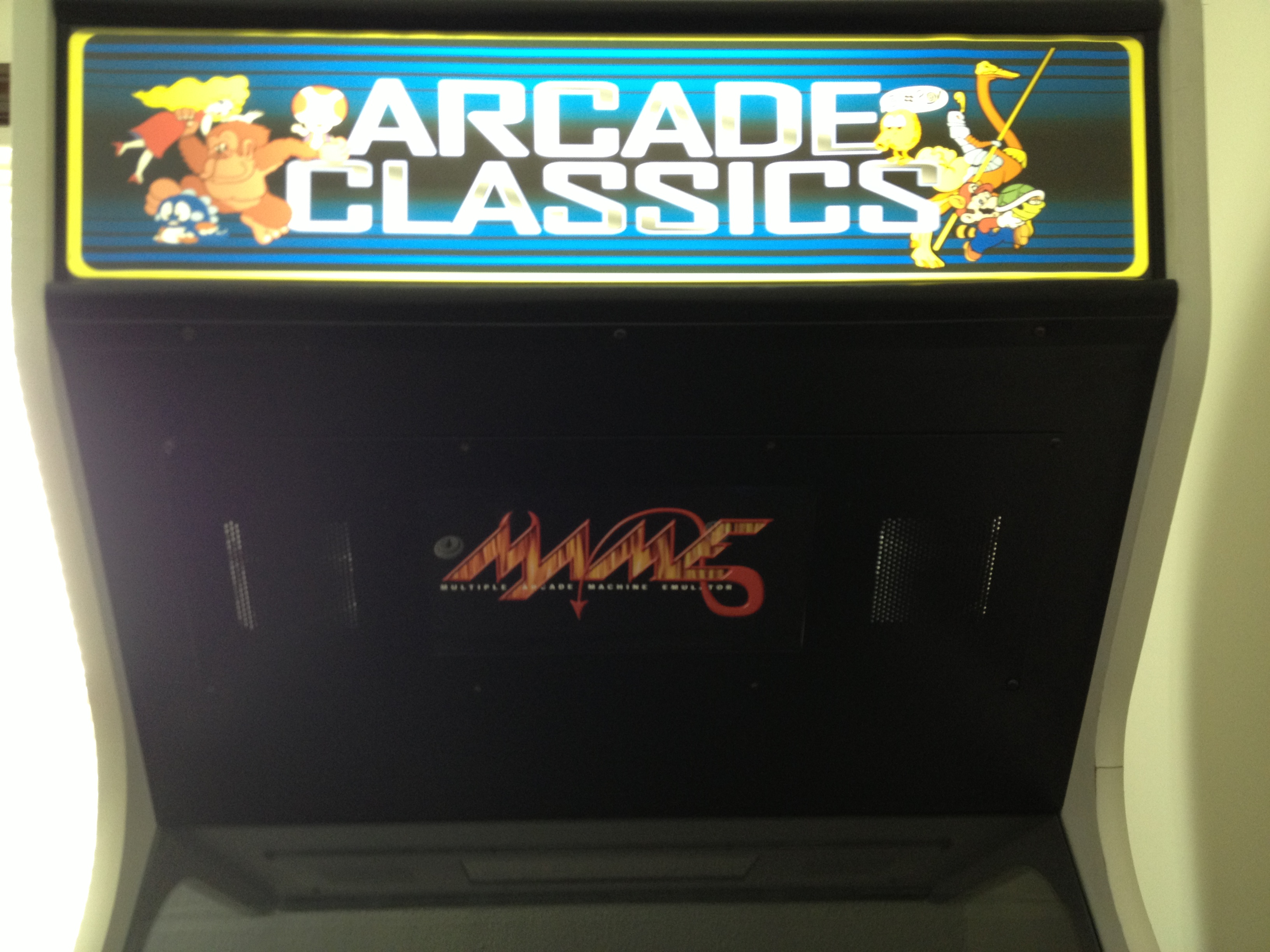 Arcade Machine | cpprograms